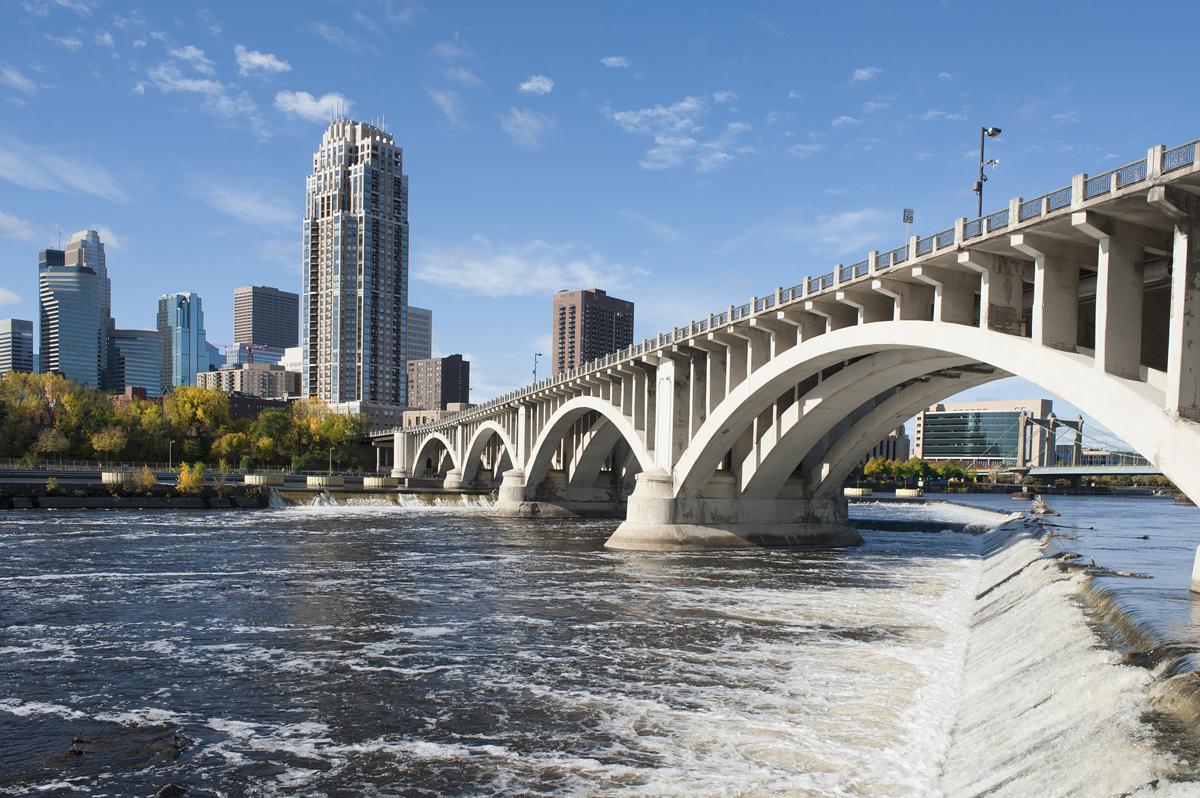 Minneapolis devrait accueillir la prochaine Conférence Générale du 29 août au 7 septembre 2021. Les Méthodistes Unis des Conférences du Minnesota et du Dakotas ont prévu accueillir la Conférence Générale à Minneapolis depuis 2013. Photo de Krivit Photography, avec l'aimable autorisation de Meet Minneapolis.